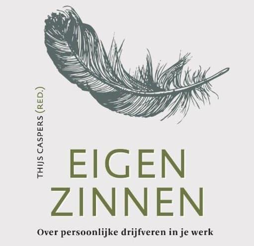 Boek Eigen Zinnen gepubliceerd