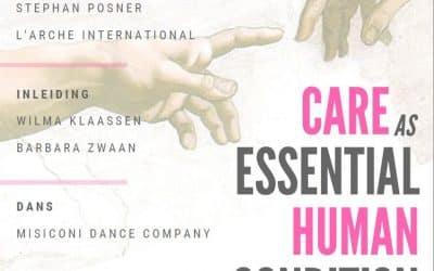 1 december: Henri Nouwen Lezing – Care as essential human condition