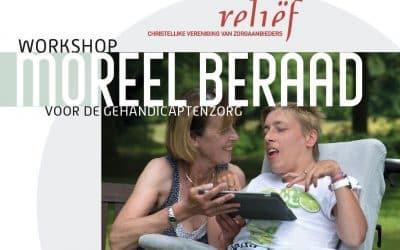 Workshop Moreel Beraad voor de gehandicaptenzorg