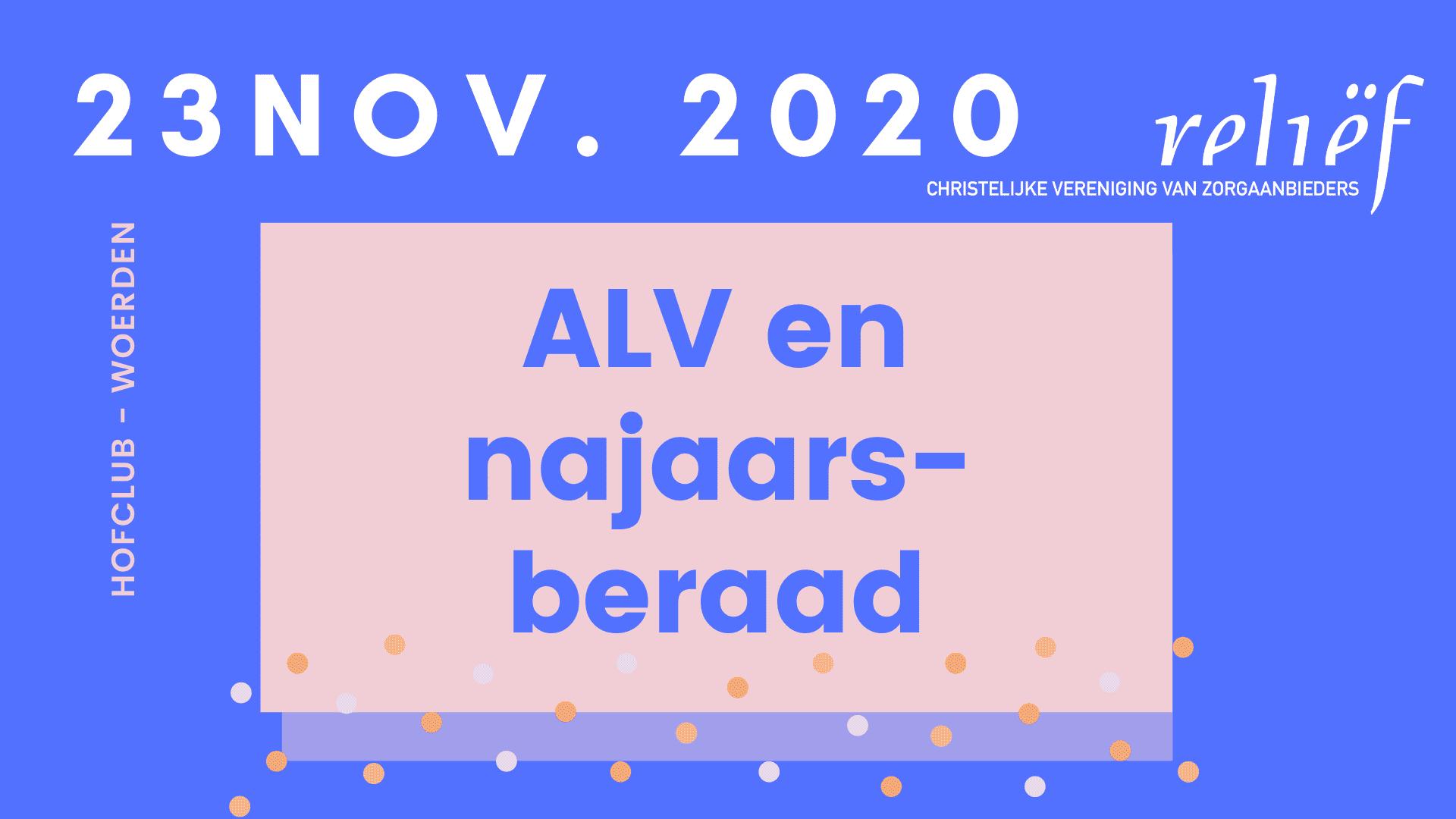 ALV 23 nov 2020