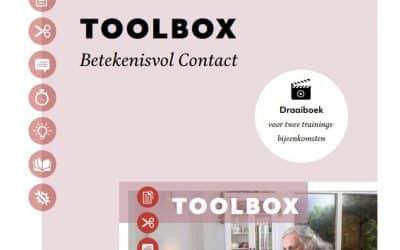 Draaiboek handleiding Toolbox