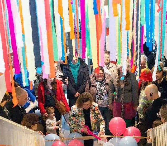 Inspiratiesessie Festival Door Elkaar