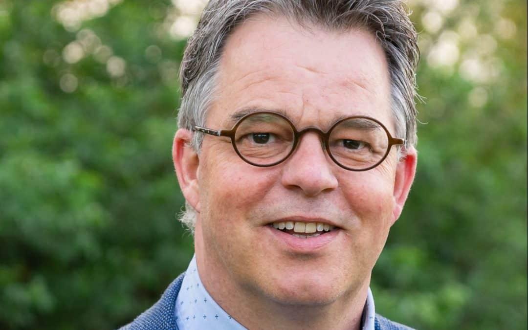 Thijs Tromp benoemd tot hoogleraar Diaconaat