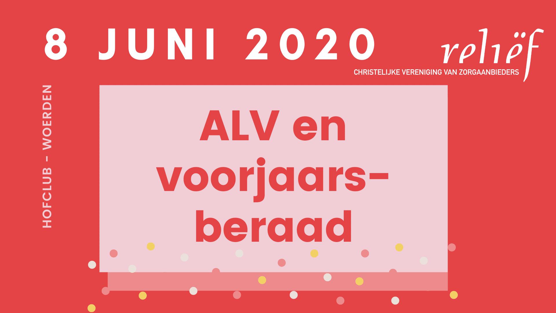 ALV 8 juni 2020