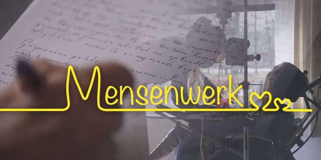 TV serie Mensenwerk
